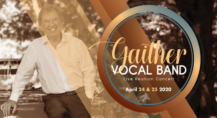 GAITHER VOCAL BAND LIVE REUNION CONCERT